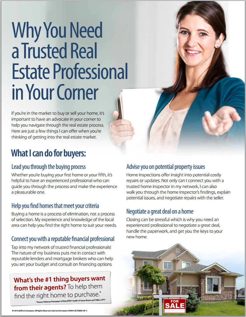 Why You Need A Trusted Real Estate Professionals In Your Corner